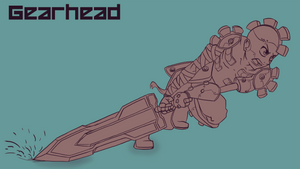 Gearhead - Paladins Concept by ZaXo-KenIchi