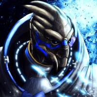 Garrus Vakarian by Dragonborn91