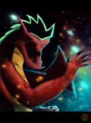 The American Dragon by Dragonborn91