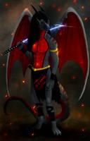 Rise of a dragon by Dragonborn91