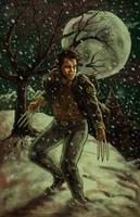 Wolverine (color) by kmillerillustration