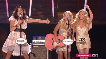 CMT awards performance 2012 Pistol Annies by auxcentral