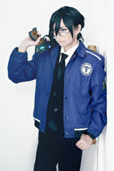 Ginoza cosplay by YURK-K