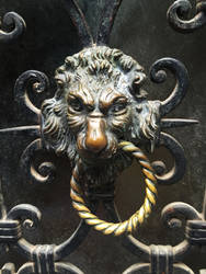 Venice door knocker 2 by NickiStock