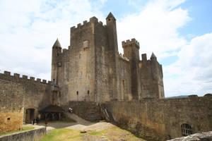 Chateau de Beynac by NickiStock