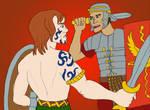 In Defense of Gaul by TyrannoNinja