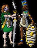Roman Auxilia by TyrannoNinja
