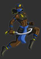 Cobra Ninja by TyrannoNinja