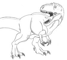 Siats Sketch by TyrannoNinja