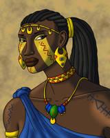 Girl of the Garamantes by TyrannoNinja