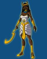 Egyptian She-Ra by TyrannoNinja