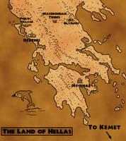 Hellas in the Age of Dedenu by TyrannoNinja
