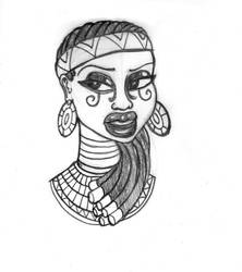 Itaweret's Luscious Lips by TyrannoNinja