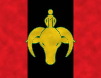 Flag of Kush by TyrannoNinja