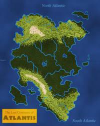Atlantis by TyrannoNinja