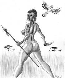Eve by TyrannoNinja