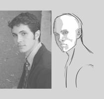 Tobuscus WIP by AltairYourClothesOff