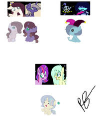 babies for J3VIL by lcgyzma1