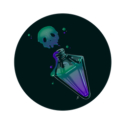 Death Potion by Agnes--chan
