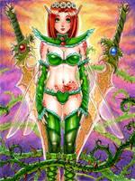 Thorn Fairy by Snigom