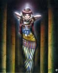 Kiko the Egyptian Princess by Snigom