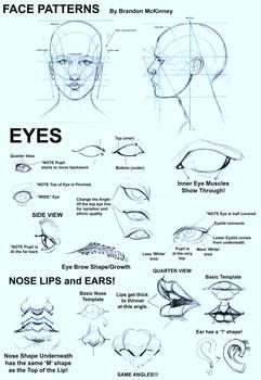 Face Patterns Tutorial by Snigom