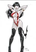 Rubismar: Vampirella by comiconart