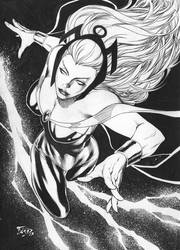 Fred Benes: Storm by comiconart