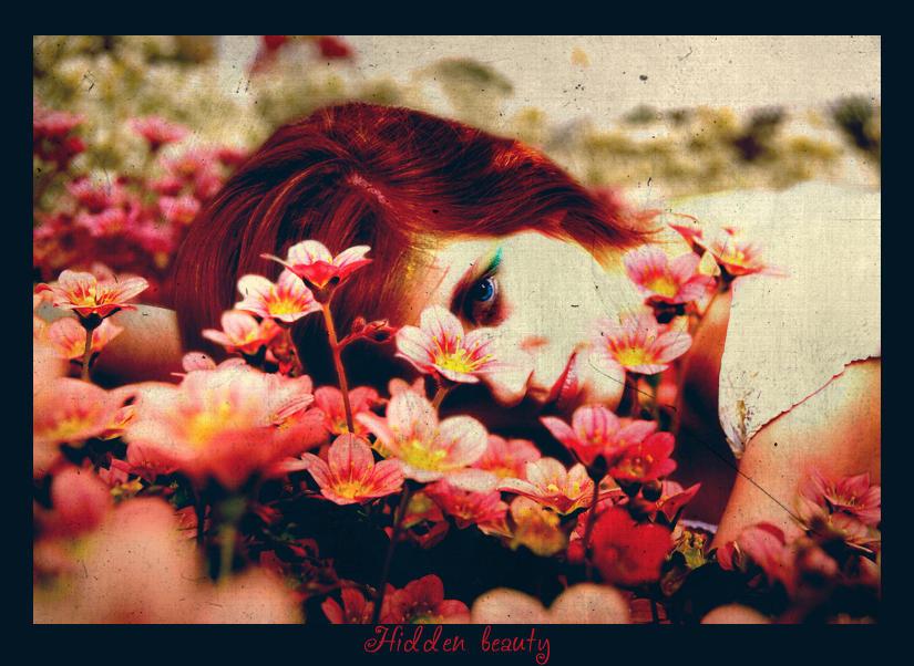Hidden beauty by Silverwolf90