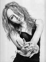 Tori Amos by NatalieAnne24