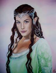 Arwen Undomiel by NatalieAnne24