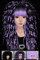 Deja Hair (IMVU) by KatieKx
