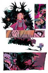 Colours - Supergirl by Matias Bergara - 01 by michaeldoig
