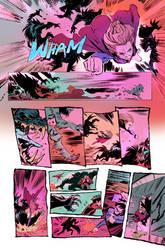 Colours - Supergirl by Matias Bergara - 02 by michaeldoig