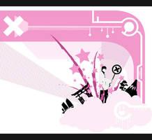 Pink Protest by Ragnarok-Mx