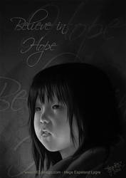 Finished - Believe in Hope by Tingeling13