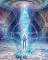 Connection with the Creator - Sacred-Geometry by Olga-Kuczer