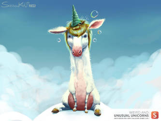 Unusual Unicorn by StephenKulp