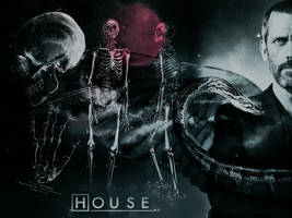 House MD wallpaper by Jacksonowa