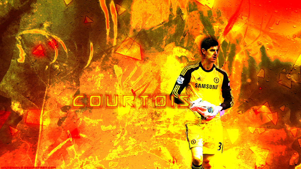 Courtois Hd Wallpaper By Wiltonwild On Deviantart