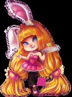 Bunny Girl by akifune