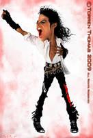 Michael Jackson by Bigboithomas84