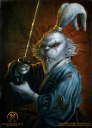 Usagi Yojimbo by Bigboithomas84
