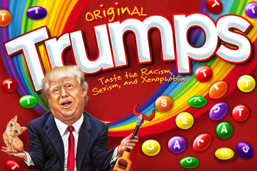 Trumps by Bigboithomas84