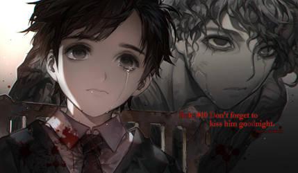 The Boy by kawacy