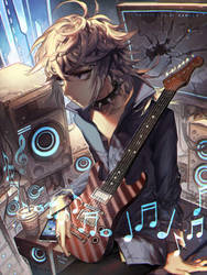 Don't stop the music by kawacy