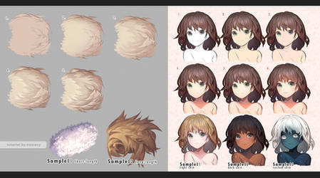 Coloring - Skin on All-Tutorials - DeviantArt