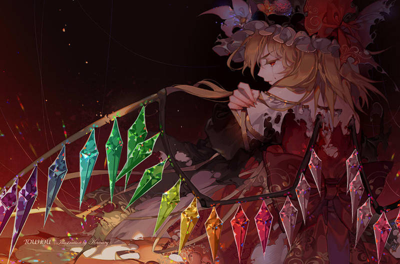 Ripples of 495 Years by kawacy