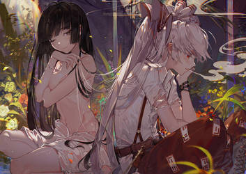 Temptation by kawacy