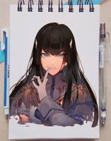 Satsuki by kawacy